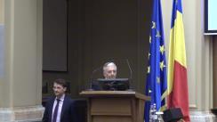 Conferință de presă susținută de Guvernatorul Băncii Naționale a României, Mugur Isărescu