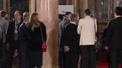 Ceremonia de deschidere a Președinției României la Consiliul Uniunii Europene și la concertul inaugural dedicat preluării Președinției rotative
