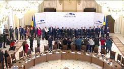 Întâlnirea Președintelui României, Klaus Iohannis, cu membrii Colegiului Comisarilor
