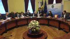 Ședința săptămânală a serviciilor primăriei Chișinău din 14 ianuarie 2019