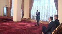 Semnarea memorandumului dintre Ministerul Economiei și Infrastructurii și Belavtodor