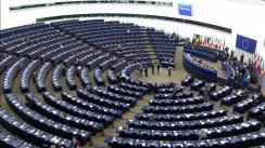 Prezentarea priorităților președinției române în plenul Parlamentului European