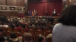 Ceremonia de celebrare a Zilei profesionale a Diplomatului