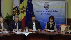 Ședința săptămânală a serviciilor primăriei Chișinău din 21 ianuarie 2019
