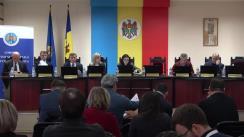 Ședința Comisiei Electorale Centrale din 21 ianuarie 2019
