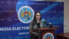 Declarațiile Alinei Russu după ședința Comisiei Electorale Centrale din 21 ianuarie 2019