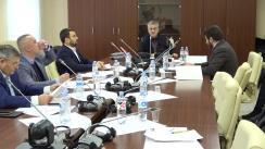 Interviul candidaților la funcția de Director al Consiliului de administrație al Agenției Naționale pentru Reglementare în Energetică