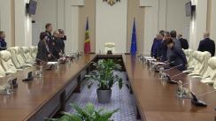 Ședința de lucru a Comisiei pentru Situații Excepționale, în legătură cu starea vremii