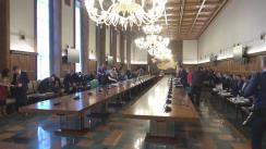 Ședința Guvernului României din 25 ianuarie 2019