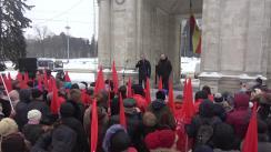 Lansarea în campanie electorală a candidaților Partidului Socialiștilor în municipiul Chișinău