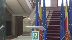Declarație de presă susținută de Purtătorul de cuvânt al Ministerului Afacerilor Interne, Monica Dajbog, pe tema intervențiilor efectivelor MAI în contextul fenomenelor hidrometeorologice din ultimele zile