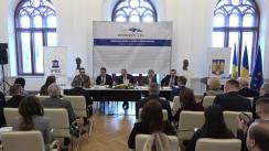 Evenimentul Public de prezentare a Priorităților Președinției României a Consiliului UE