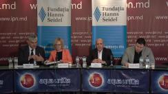 """Dezbateri publice cu tema """"Alegeri 2019: Vă rog sa mă alegeți deputat pentru că..."""""""