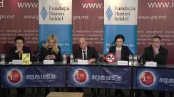 """Dezbateri publice cu tema """"Alegeri 2019: Va rog sa mă alegeți deputat pentru că..."""""""