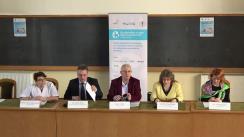 Conferință de presă organizată cu prilejul Zilei Mondiale de Luptă împotriva Cancerului