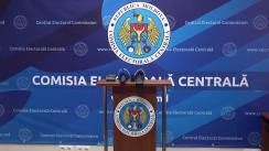 Declarațiile Alinei Russu după ședința Comisiei Electorale Centrale din 31 ianuarie 2019