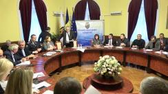 Ședința săptămânală a serviciilor primăriei Chișinău din 4 februarie 2019