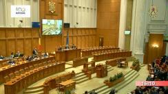Ședința în plen a Camerei Deputaților României din 4 februarie 2019