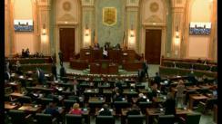 Ședința în plen a Senatului României din 4 februarie 2019