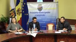 Declarații după ședința săptămânală a serviciilor primăriei Chișinău din 4 februarie 2019