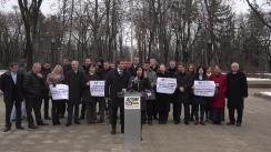 """Lansarea angajamentului ACUM cu privire la integrarea Republicii Moldova în Uniunea Europeană, cu titlul """"Învingem ACUM pentru integrare europeană!"""""""