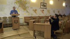 Ședința Consiliului Municipal Chișinău din 5 februarie 2019