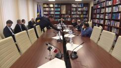Ședința Comisiei economie, buget și finanțe din 5 februarie 2019