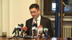 Conferință de presă având ca temă activitatea Consiliului Concurenței în anul 2018