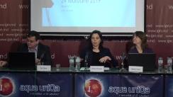 """Conferința de presă cu tema """"Prezentarea Raportului nr. 2 de monitorizare a comportamentului mass-media în campania electorală, în perioada 25-31 ianuarie 2019, realizat de Centrul pentru Jurnalism Independent (CJI) și Asociația Presei Independente (API)"""""""