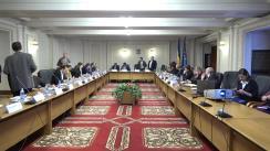 """Dezbaterea """"Provocări și perspective de creare și consolidare a Spațiului Informațional comun România – Republica Moldova"""""""
