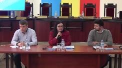 Prezentarea a două instrumente noi de informare a cetățenilor cu privire la organizarea și desfășurarea alegerilor parlamentare și a referendumului republican consultativ din 24 februarie 2019