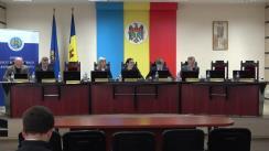 Ședința Comisiei Electorale Centrale din 9 februarie 2019