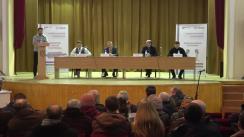 Dezbateri publice electorale organizate de Asociația Promo-LEX cu participarea candidaților la funcția de deputat, înregistrați în circumscripția uninominală nr. 11 Fălești