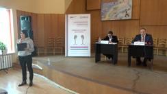 Dezbateri publice electorale organizate de Asociația Promo-LEX cu participarea candidaților la funcția de deputat, înregistrați în circumscripția uninominală nr. 20 Strășeni