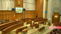 Ședința în plen a Camerei Deputaților României din 13 februarie 2019