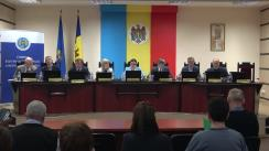 Ședința Comisiei Electorale Centrale din 12 februarie 2019
