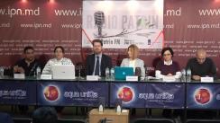 "Conferința de presă cu tema ""Lansarea Radioului Romano Patrin FM la Soroca Frecvența 103,6Mhz"""