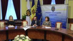 Declarații după ședința săptămânală a serviciilor primăriei Chișinău din 11 februarie 2019