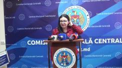Declarațiile Alinei Russu în legătură cu mitingul de protest organizat de Partidul Socialiștilor din Republica Moldova