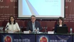 """Conferința de presă organizată de Coaliția pentru Alegeri Libere și Corecte cu tema """"Prezentarea Raportului nr. 3 de monitorizare a comportamentului mass-media în campania electorală, în perioada 1-8 februarie 2019"""""""