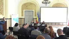 Conferința de deschidere a proiectului ARGUS – integritate, etică, transparență, anticorupție în finanțarea partidelor politice și a campaniilor electorale, derulat de Autoritatea Electorală Permanentă