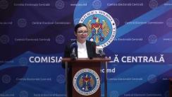 Declarațiile Alinei Russu după ședința Comisiei Electorale Centrale din 14 februarie 2019