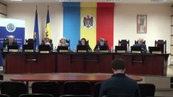 Ședința Comisiei Electorale Centrale din 15 februarie 2019