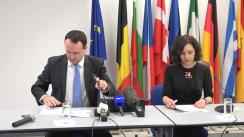 """Briefing de presă cu tema """"100 de zile până la alegerile europene"""""""