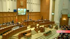 Ședința în plen a Camerei Deputaților României din 15 februarie 2019