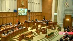 Ședința în plen a Camerei Deputaților României din 18 februarie 2019