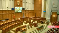 Ședința în plen a Camerei Deputaților României din 20 februarie 2019