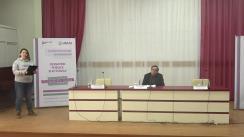 Dezbateri publice electorale organizate de Asociația Promo-LEX cu participarea candidaților la funcția de deputat, înregistrați în circumscripția uninominală nr. 45 UTA Găgăuzia