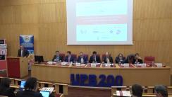 """Conferința cursdeguvernare.ro cu tema """"Tehnologizarea economiei și Industria 4.0. Cum îndreptăm România spre viitor"""""""