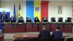 Ședința Comisiei Electorale Centrale din 19 februarie 2019